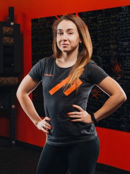 Ксения Лысенко тренер