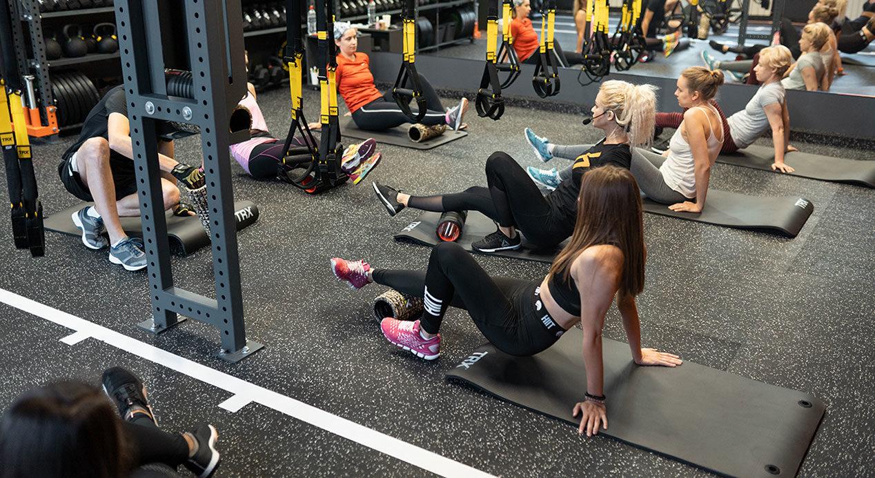 recovery тренування 4 hiitworks