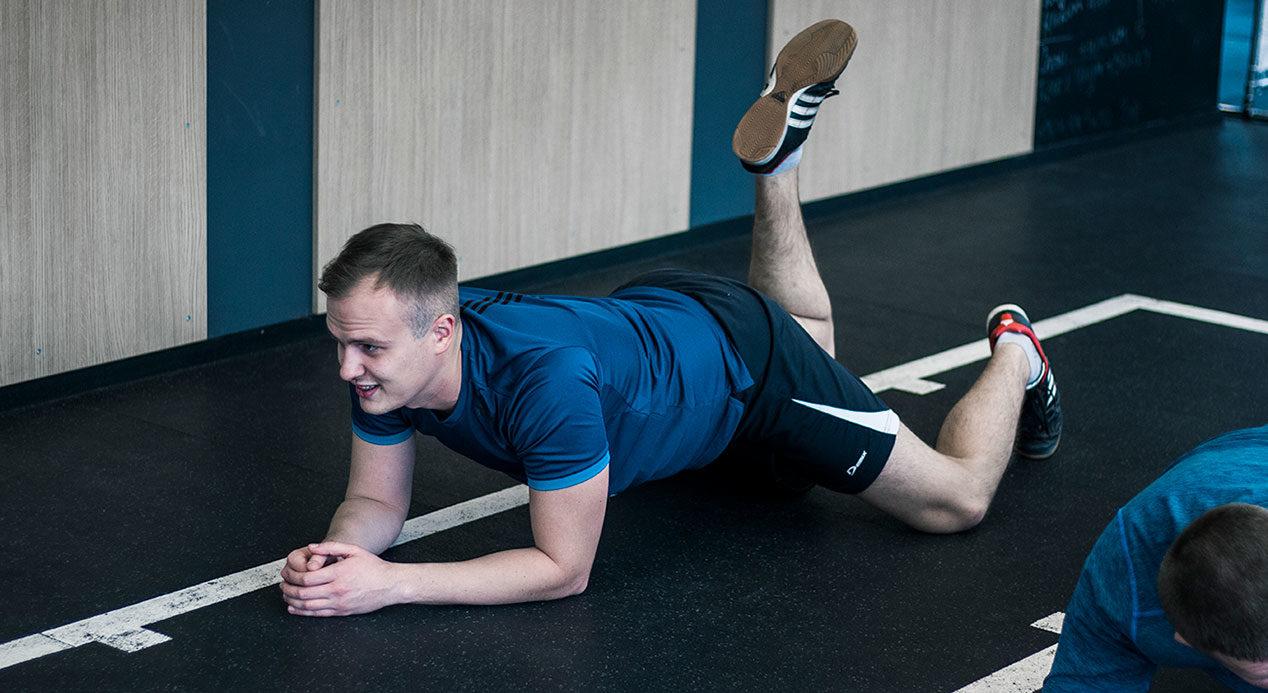 recovery тренування 7 hiitworks