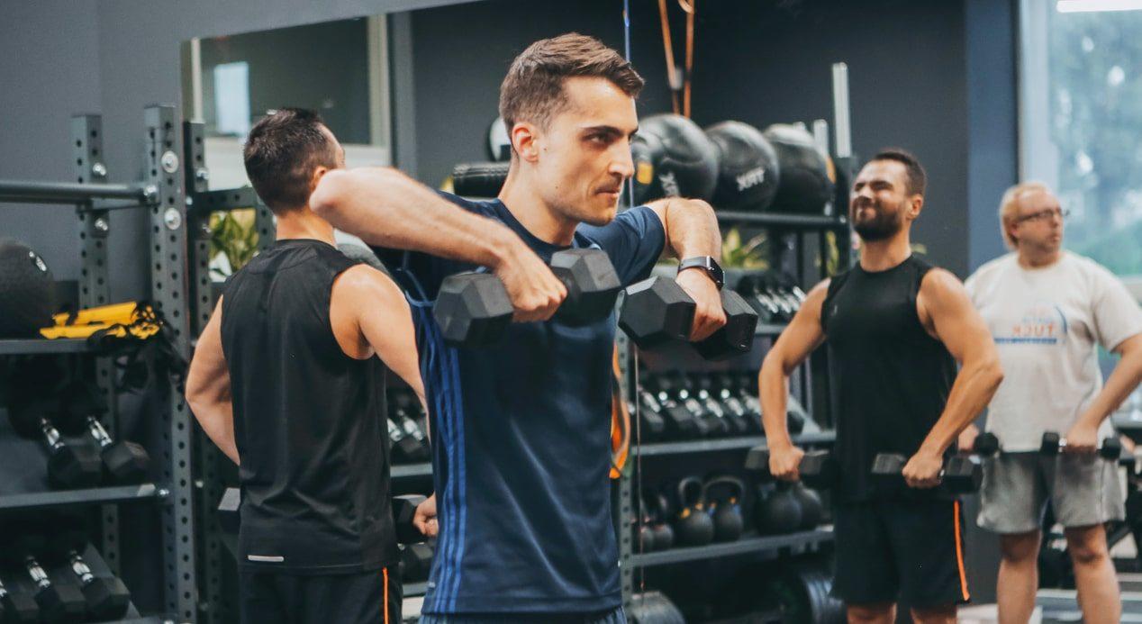силовая тренировка 4