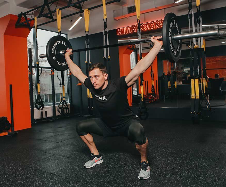 Силові тренування hiitworks