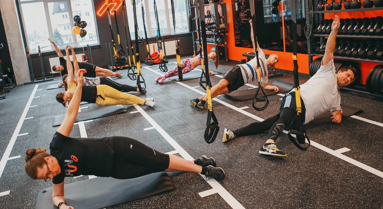 trx strong тренировка 5