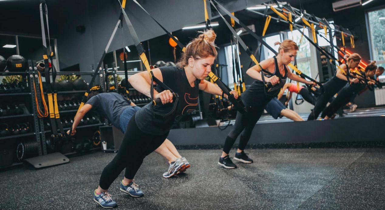 trx strong тренировка 2