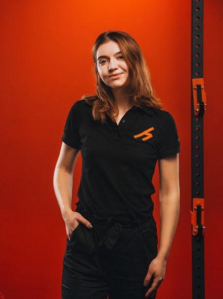 Вероніка Громадська hiitworks