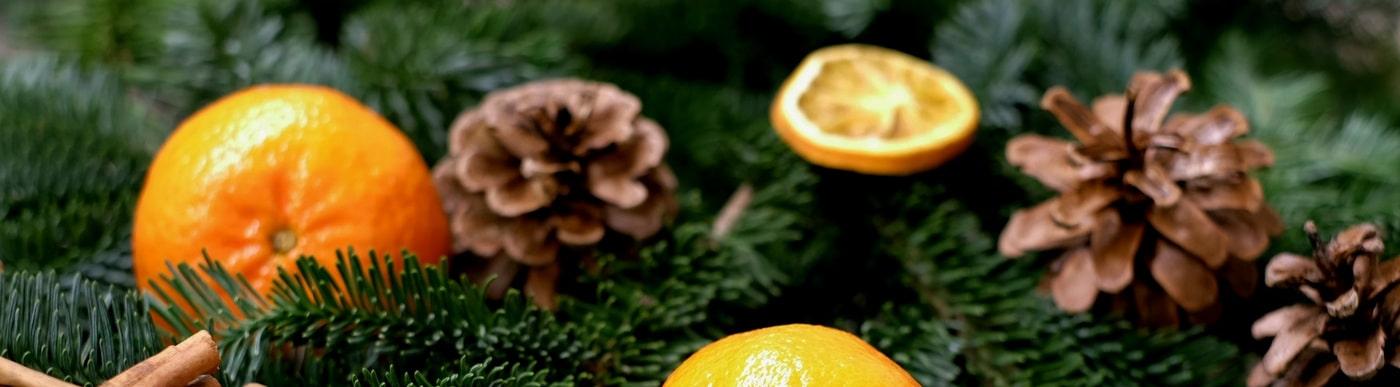 новогодние мандарины hiitworks