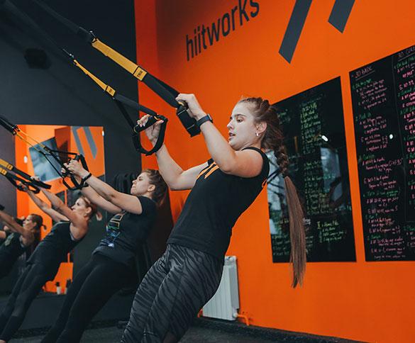 trx-fit тренування hiitworks