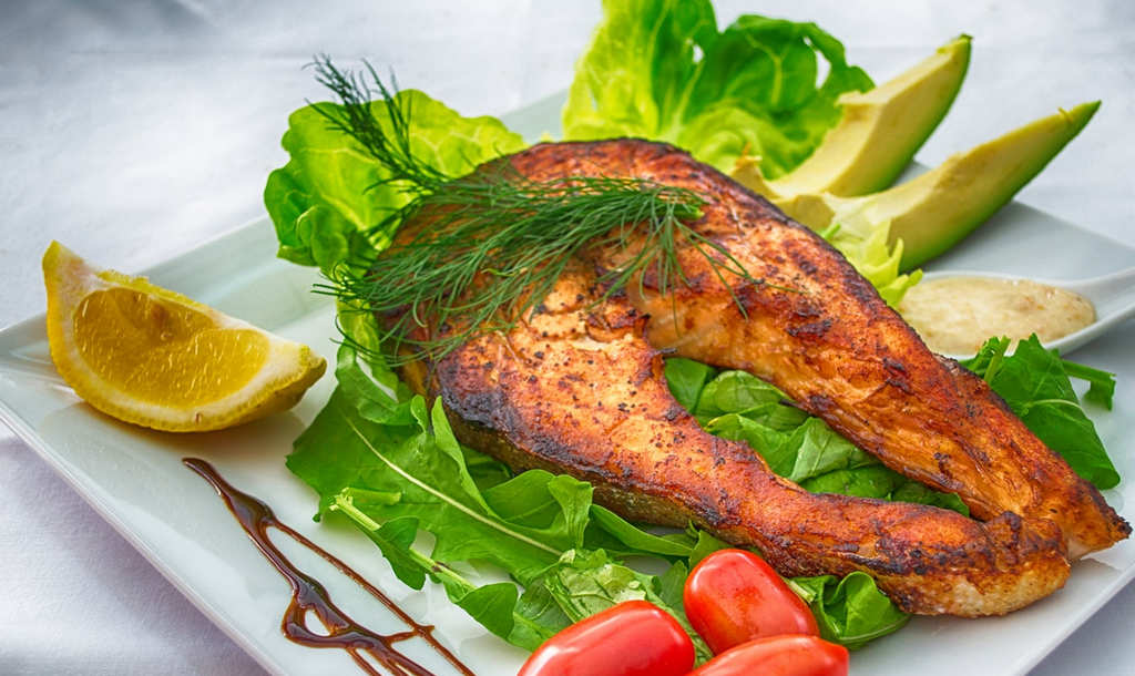 запеченая рыба рецепт hiitworks