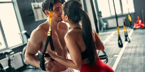 фитнес и секс hiitworks